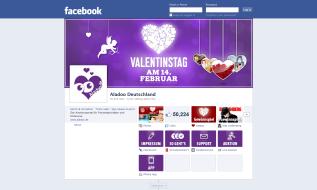 Facebook C.I. Redesign