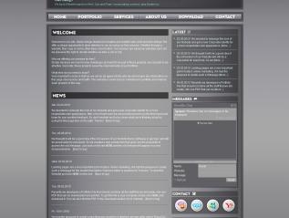 Portfolio Website Allstar-Design