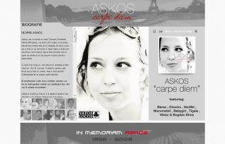 Artist Page –Askos