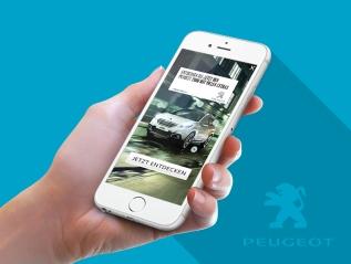 Peugeot Hotspot Ad
