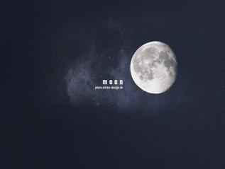 Mond Bild