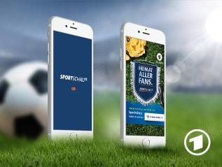 Sportschau Calendar Ad