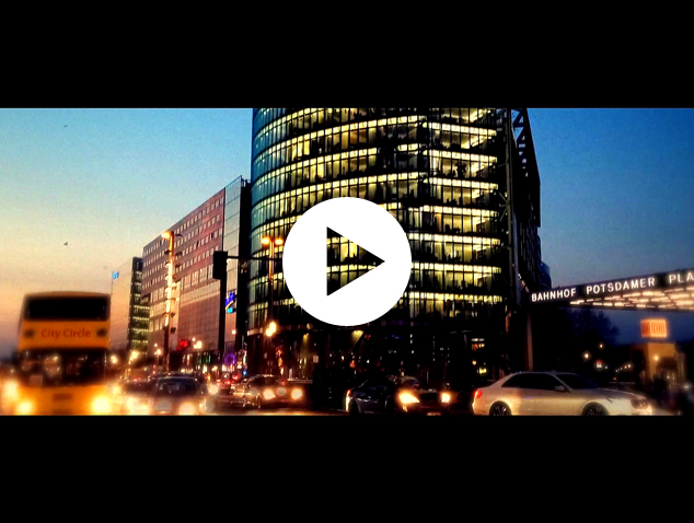 Berlin Timelapse with iPhone