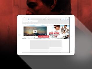 Mi5 Rich Media TabletAd