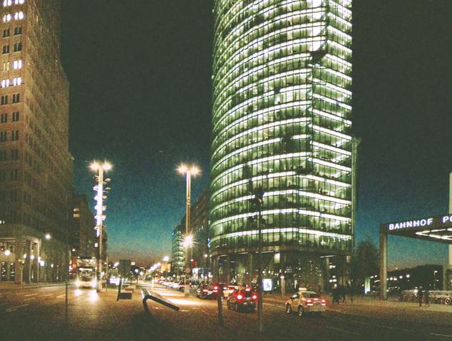 Potsdamer Platz Pan