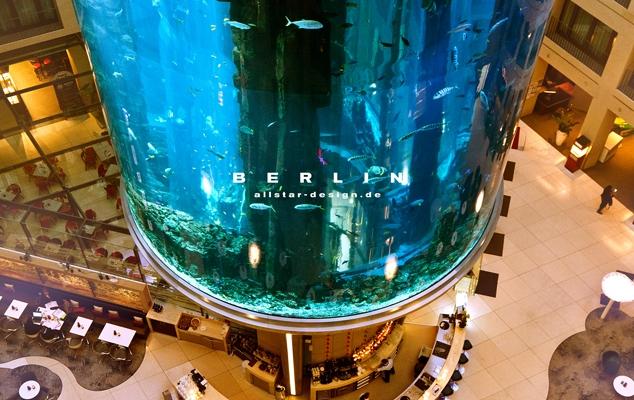 Aquadom Radison Hotel