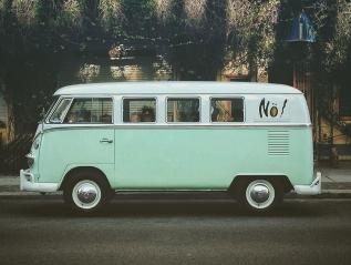 Volkswagen Retro Van